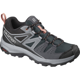 Salomon X Radiant Naiset kengät , harmaa/musta